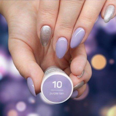 10. Purple Rain Lakier hybrydowy