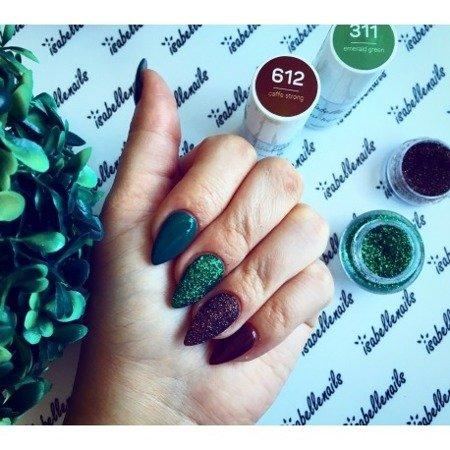 311. Emerald Green Lakier hybrydowy