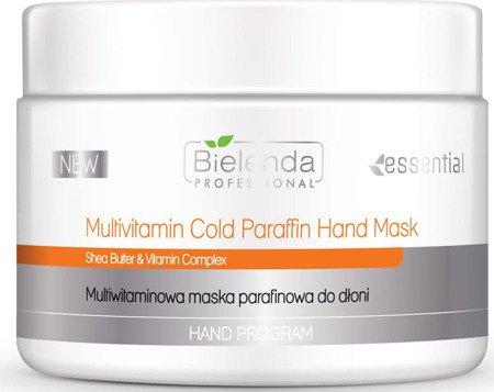 Bielenda Multiwitaminowa maska parafinowa do dłoni 150 g