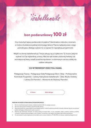 Bon podarunkowy Funny Baloons IsabelleNails 100 zł