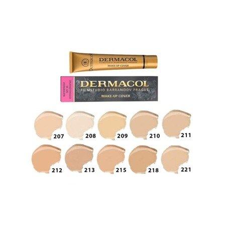 Dermacol Podkład Make-Up Cover 212 30 g