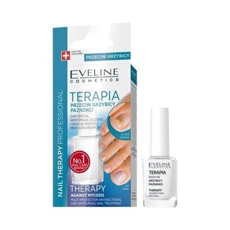 Eveline Terapia przeciw grzybicy paznokci 12 ml