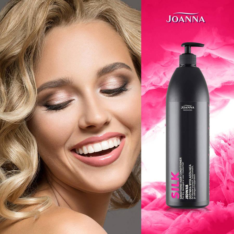 Joanna Professional Odżywka do włosów z jedwabiem 1000 ml