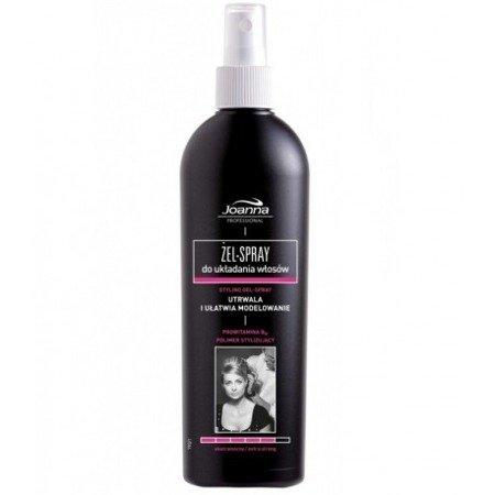 Joanna Żel-Spray do układania włosów ekstramocny 300 ml