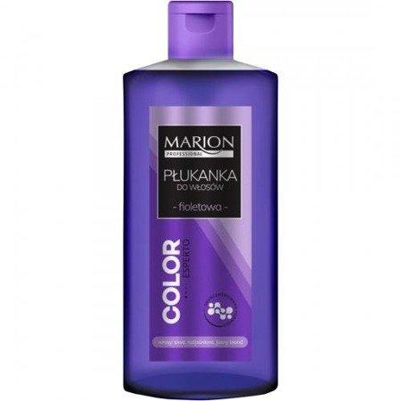 MARION Płukanka do włosów blond fioletowa 150 ml