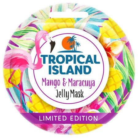 MARION Tropical Island maseczka żelowa mango&maracuja 10g