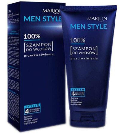 Marion szampon do włosów przeciw siwieniu 150G