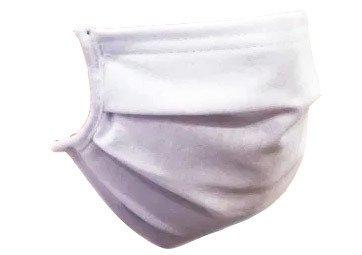 Maseczka ochronna bawełniana z jonami srebra