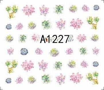 Naklejki wodne A1227