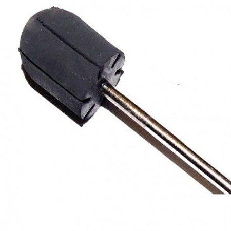 Nośnik gumowy 13mm+ kapturek grad. 120