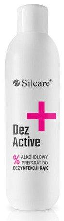 Płyn do dezynfekcji rąk Silcare Dez Activ 1000 ml