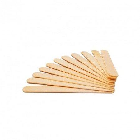 Szpatułki drewniane do depilacji 10 sztuk
