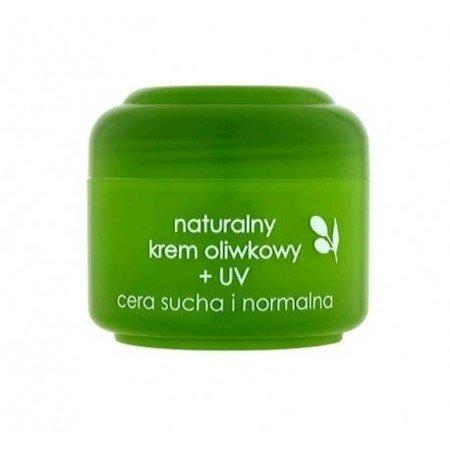 Ziaja Naturalny krem oliwkowy UV 50 ml